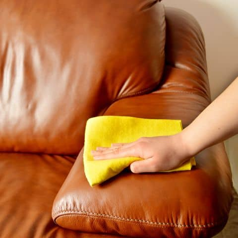 Using Rubbing Alcohol To Clean Leather